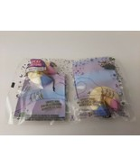 WowWee Lucky Fortune Wear Your Luck Bracelets BFF Series Pink and blue NEW - $7.87