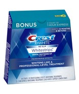 Crest 3D White Dental Whitening Kit, Professional Effects Whitestrips, 4... - $57.99+