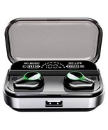 Bluetooth 5.0 Wireless Earbuds,True Wireless Earbuds with Microphone,Equ... - $56.44