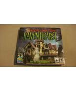 Mystery Case Files: Ravenhearst  (PC, 2007) for windows 2000, XP, Vista - $14.85