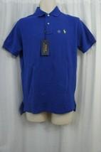 Polo Ralph Lauren Camisa Hombre TALLA S Azul Clásico Manga Corta Básico ... - $45.07