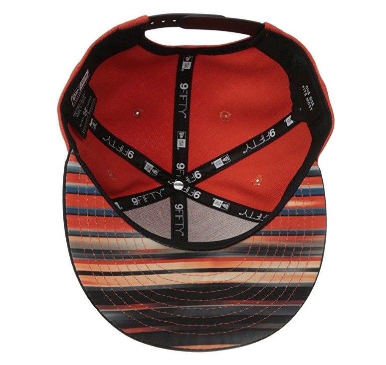 Oakley Men's Metal GASCAN O-Justable Print Hat Cap, Grenadine, BNWT Authentic