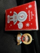 "Hallmark Keepsake ""Cowboy Frosty"" 2013 Mystery Ornament Used   - $5.79"