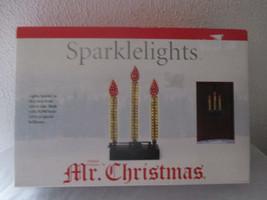Mr. Christmas Sparklelights LED New - $54.79