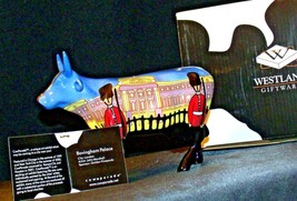 CowParade Bovingham Palace Item # 7318 Westland Giftware AA-191967 Collectible image 2