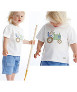 Le Top Boy's Puppy Farmer Tee & Short Set 2T - $30.00