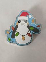 Porg Star Wars Holiday Christmas Disney Pin Trading - $7.91