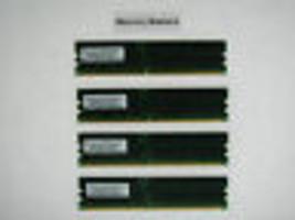 AB565A 8GB 4x2GB PC2-4200 DDR2-533 Reg DIMM Memory Kit for HP