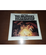 The Art of the Brothers Hildebrandt - Paperback - $15.95