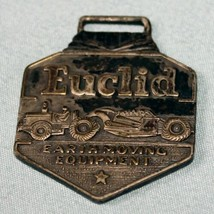 Vintage Euclid Earth Moving Equipment Watch FOB No Strap image 2