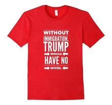 CC STORE - Anti Trump Tshirt - Resistance Shirts Funny Liberal Gifts Men - $17.95+