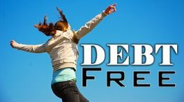 Debt FREE Spell !!!  - $17.77
