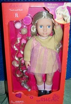 """Our Generation Doll BIANCA Hair Play Doll 18"""" New - $44.06"""