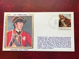 American Revolution Bi-Centennial Series # 24 General Howe - on Colorano... - $3.00