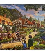Bits And Pieces Rural Life Large Format 300 Pcs Puzzle NEW - $18.80