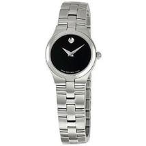 Movado Women's 0605024 Juro Stainless Steel Watch - $293.16