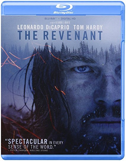 The Revenant [Blu-ray] (2016)