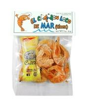 El Camaron Loco Peg Dry Shrimp 1Oz 12  Packs - $42.44