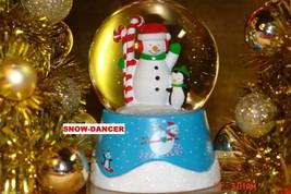 Hallmark 2012 Swooshin Duo Snow Globe Water Globe New Really Cute! - $64.99