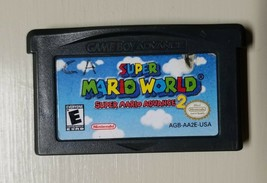 Super Mario World: Super Mario Advance 2 (Nintendo Game Boy Advance, 200... - $9.89