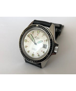 Very rare MIDILUX 200m DIVER Automatic All Steel Swiss watch with date - $400.61