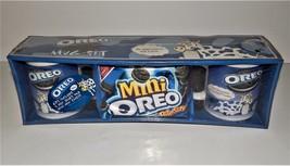 Oreo Be Glad You're Not a Cow Coffee Mug Set Moo Please No More Milk Vin... - $29.69