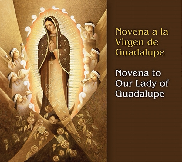 Novena a la virgen de guadalupe novena to our lady of guadalupe  cd 30143149