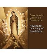 Novena a la Virgen de Guadalupe/Novena to Our Lady of Guadalupe [CD]  - $17.98