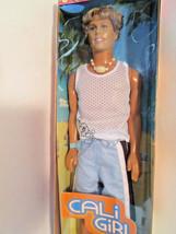 Barbie CALI GIRL KEN DOLL Vintage Series 2003 NEW UNOPENED Beach-Story Box - $20.09