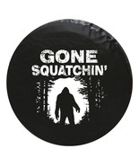 Gone Squatchin' Bigfoot Tire Cover - Many Colors - $69.95