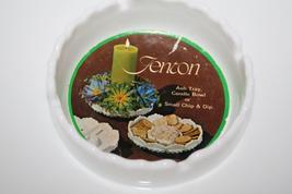 Fenton Hobnail Milk Glass AshTray, Candle Bowl or Chip & Dip with Tag  #1974 image 4