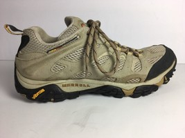MERRELL Womens hiking shoes 10.5 Taupe CONTINUUM Vibram - $37.00