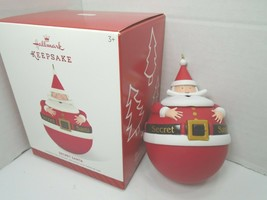 Hallmark Keepsake 2014 Secret Santa - $14.95
