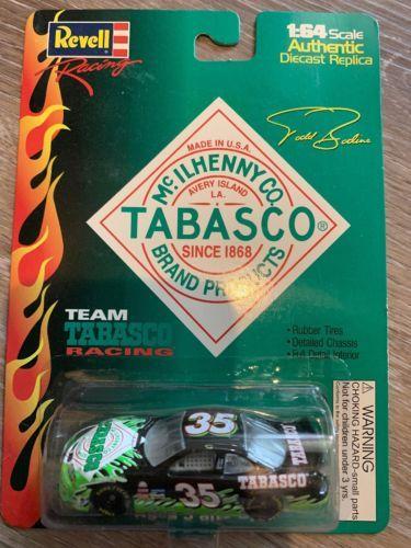 Revell - 1998 Todd Bodine TABASCO Grand Prix - 1/64, Black and Green.