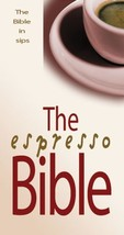 The Espresso Bible: The Bible in Sips Winter, David - $9.62