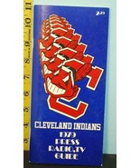 1979 Cleveland Indians Baseball Press Book - $9.90