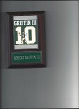 ROBERT GRIFFIN III JERSEY PLAQUE BAYLOR BEARS FOOTBALL NCAA - $3.95