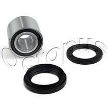 Fits Honda TRX400EX SporTrax ATV Bearing /& Seal for 2 sides Front Wheel 2001