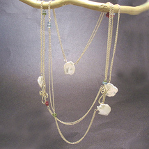 Necklace 269 - Silver image 2