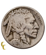 1926-S Buffalo Five Cent Nickel 5C (Very Good, VG Condition) All Natural... - $65.65 CAD