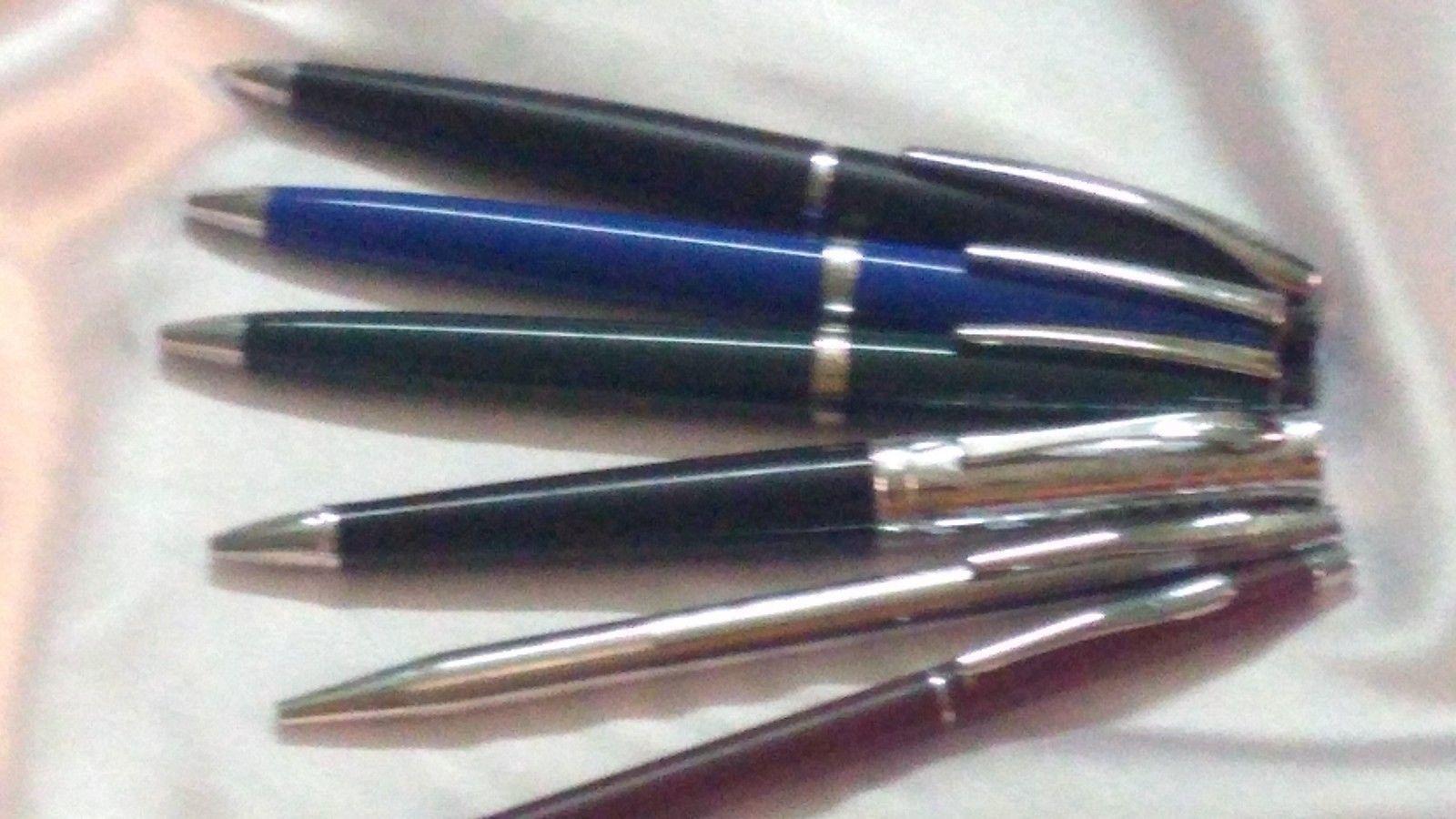 Lot of 6 pc Cross ballpoint pen