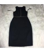Jessica Simpson Women's Black Sheath Dress Size 4 - $24.73