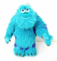 "Disney Pixar Monsters Inc Sully Stuffed Animal Plush 9"" Toy - $15.08"