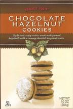 Trader Joe's Chocolate Hazelnut Cookies - $10.64