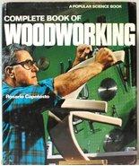 Complete Book of Woodworking [Hardcover] Capotosto, Rosario - $8.81