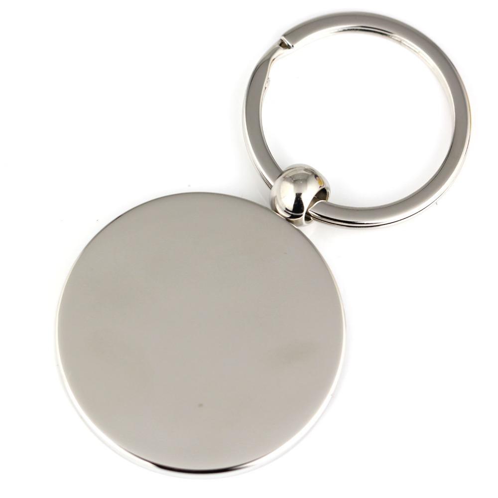 IPRee EDC Portable Mini Keychain Metal Perpetual Calendar Sun Moon Carving Creat