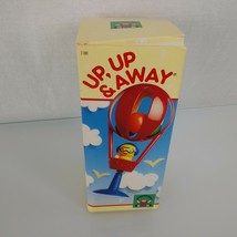 1993 Discovery Toys Up Up & Away Suction Cup Hot Air Balloon Baby Infant... - $49.49
