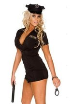 Sexy officer Police Costume - £33.97 GBP