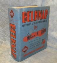 1950 Belknap Hardware Catalog Guns Fishing Lure Tool Winchester Advertis... - $199.00