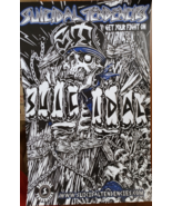"""Suicidal Tendencies """"Get Your Fight On""""11 x 17 Promo Poster, New - $8.95"""